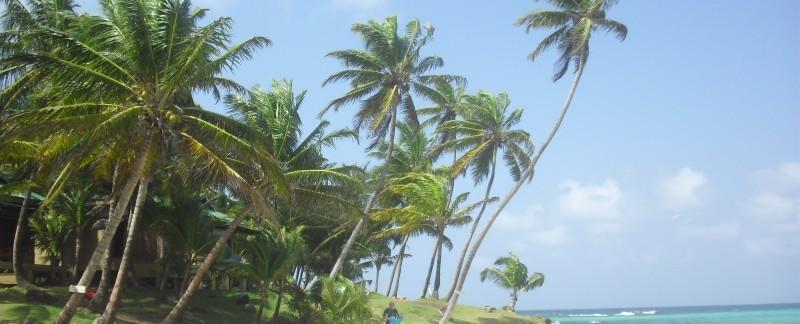 visiting Little Corn Island