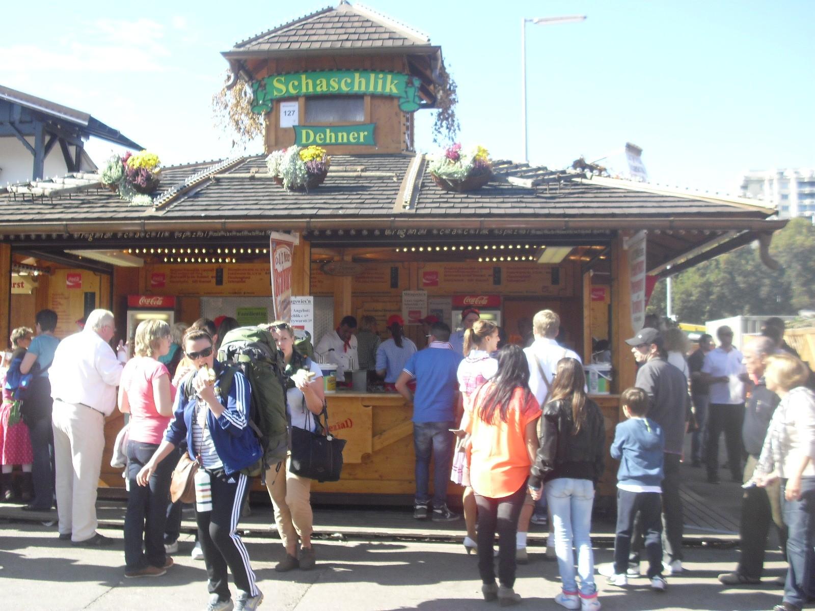 surviving the Oktoberfest