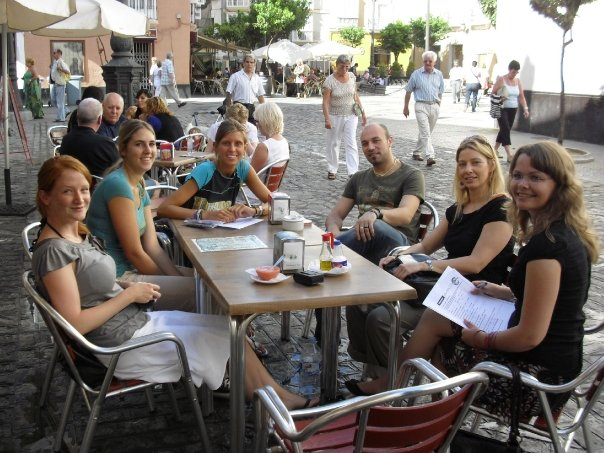 learning a language abroad