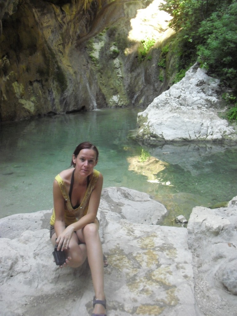 things to do in Lefkada Nydri waterfall