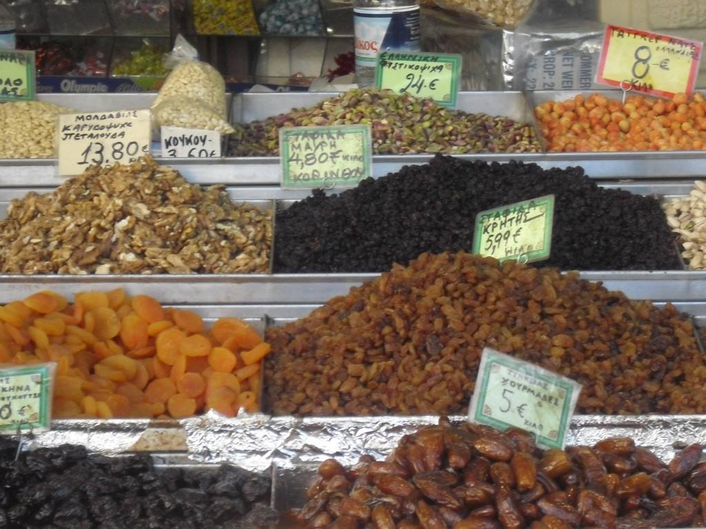 food tour of Athens