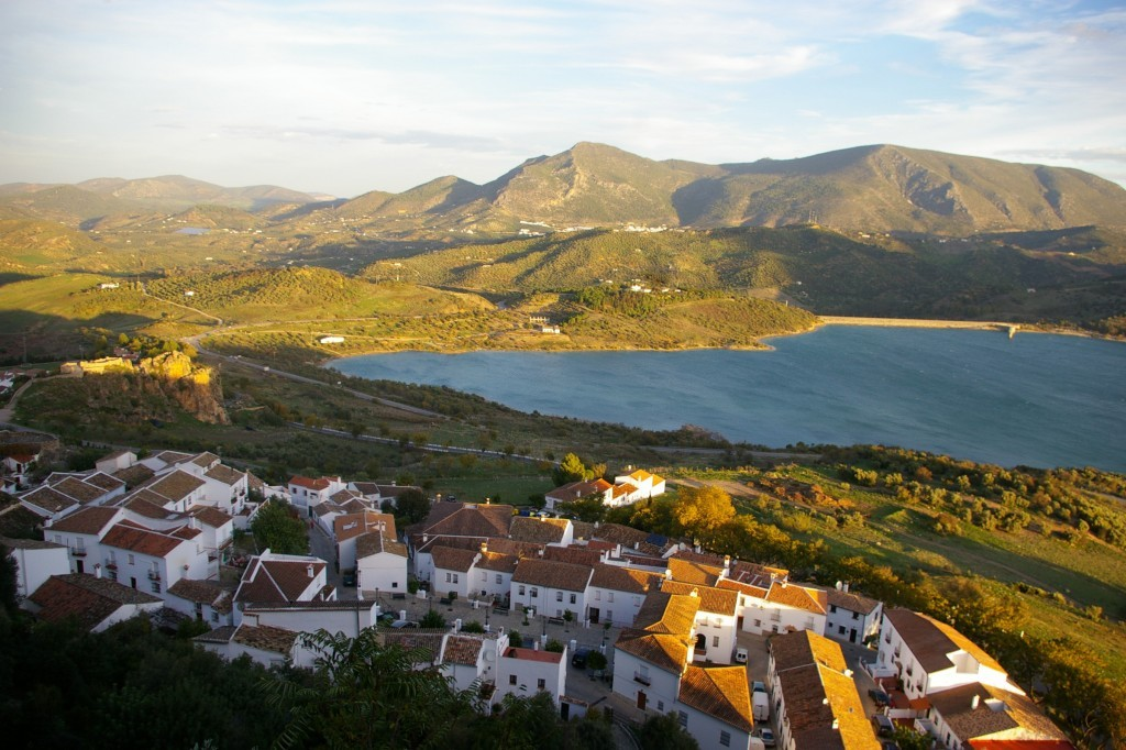Explore the white villages of Andalucia