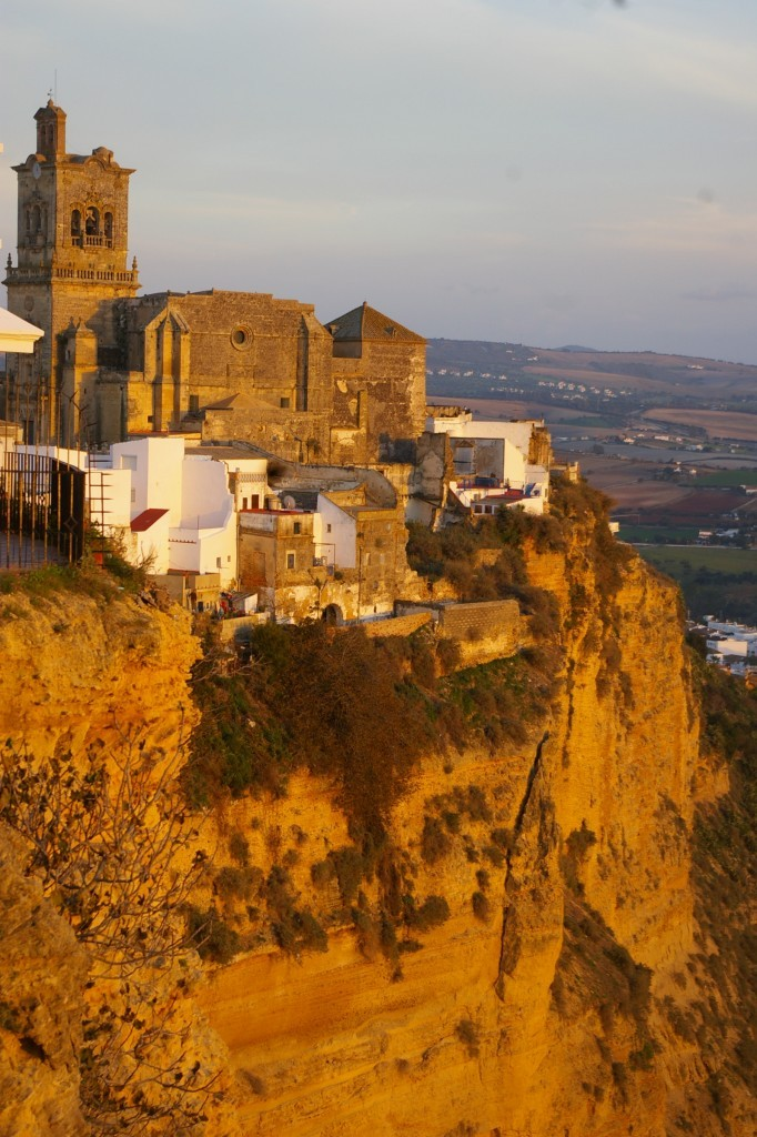white villages of Andalucia-Arcos de la Frontera