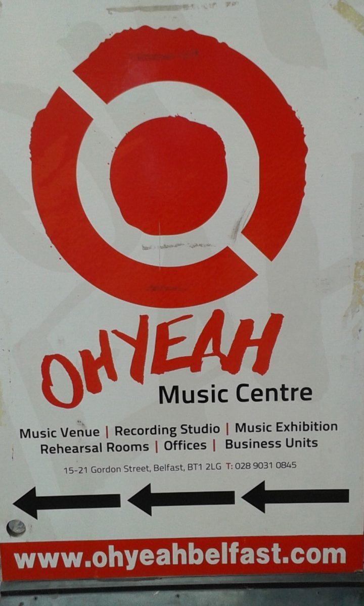 Belfast Oh Yeah Music Centre