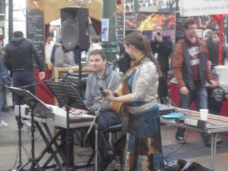 Belfast St George's market
