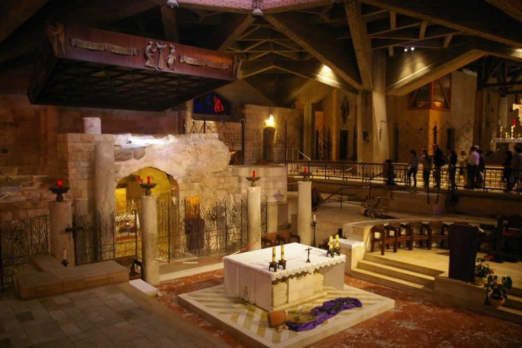 places to visit in Galilee Nazareth