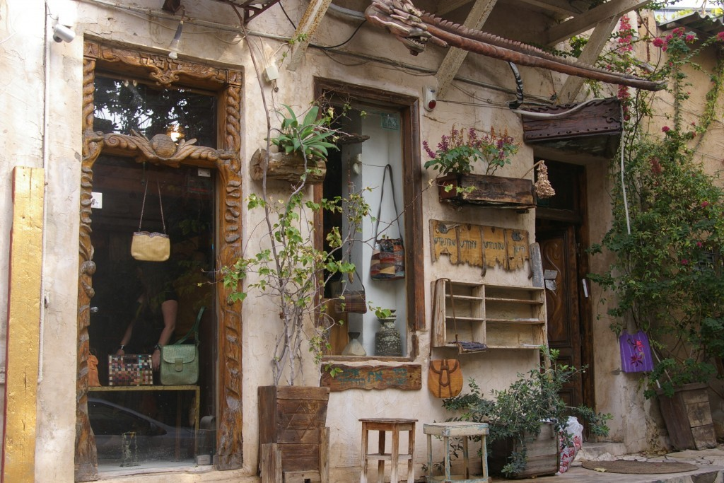 neighbourhoods of Tel Aviv Neve Tzedek