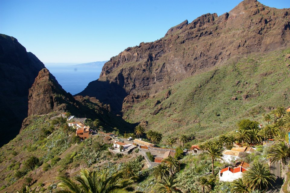 things to do in Tenerife Teno mountains