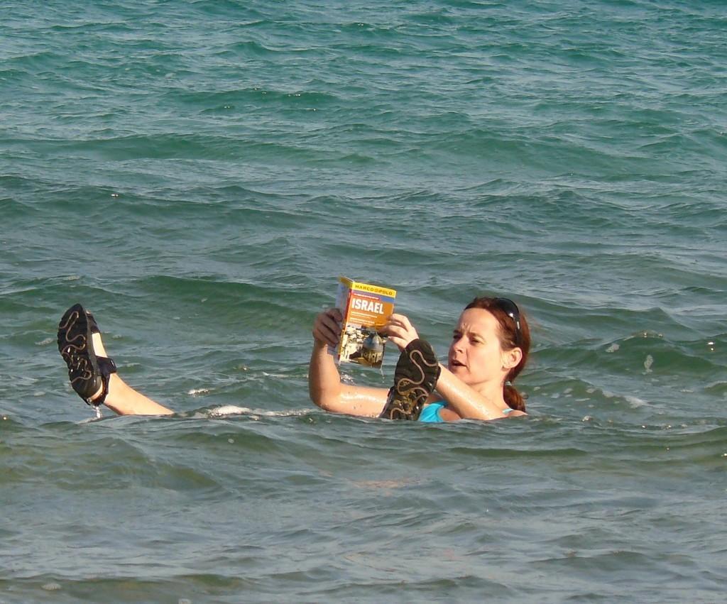 Dead Sea experience