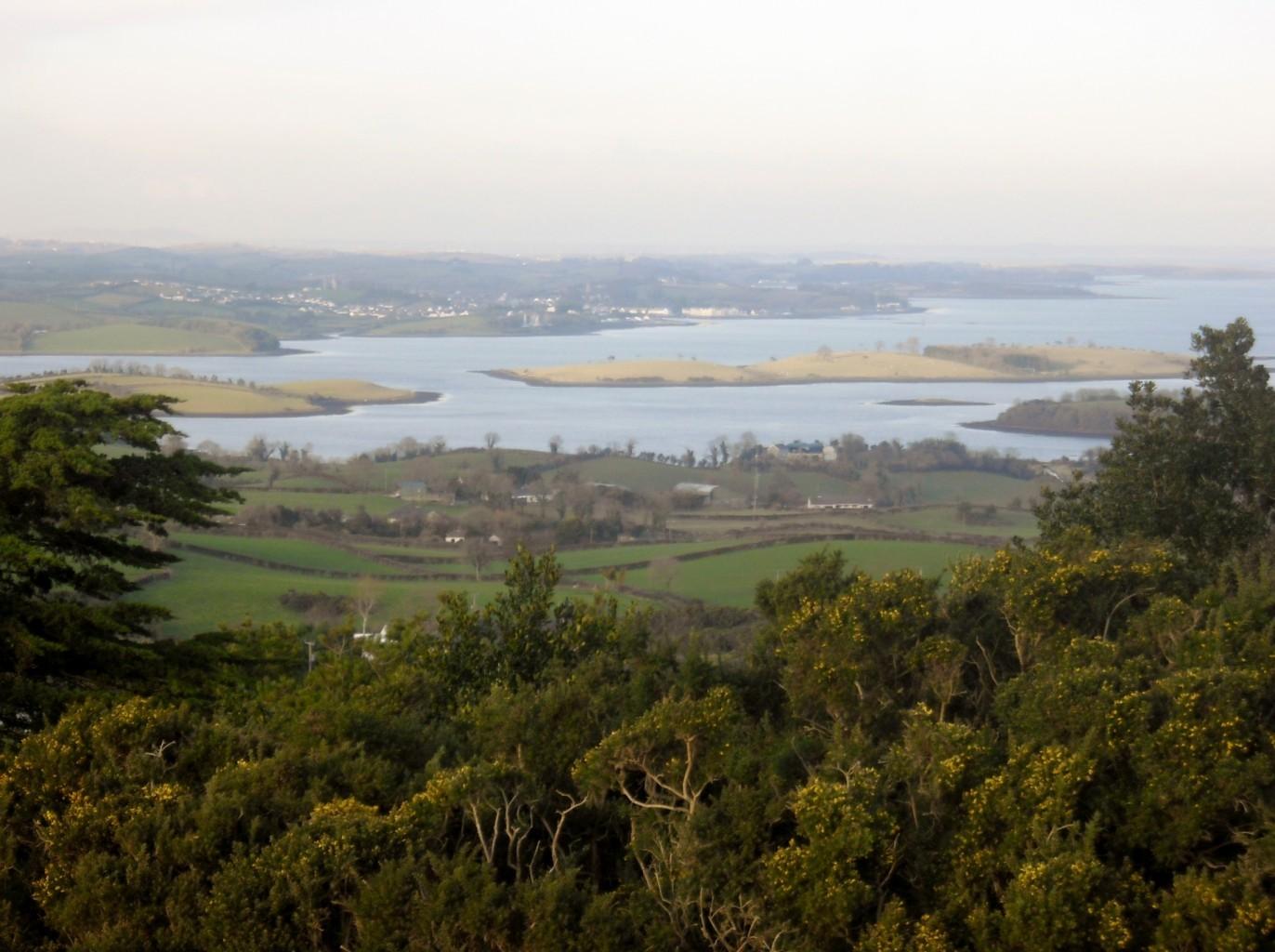 Saint Patrick's tour of Ireland
