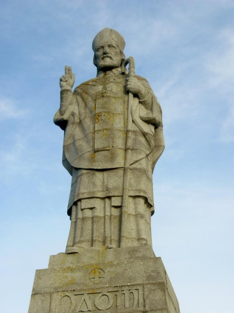 Saint Patrick's tour of Ireland Slieve Patrick