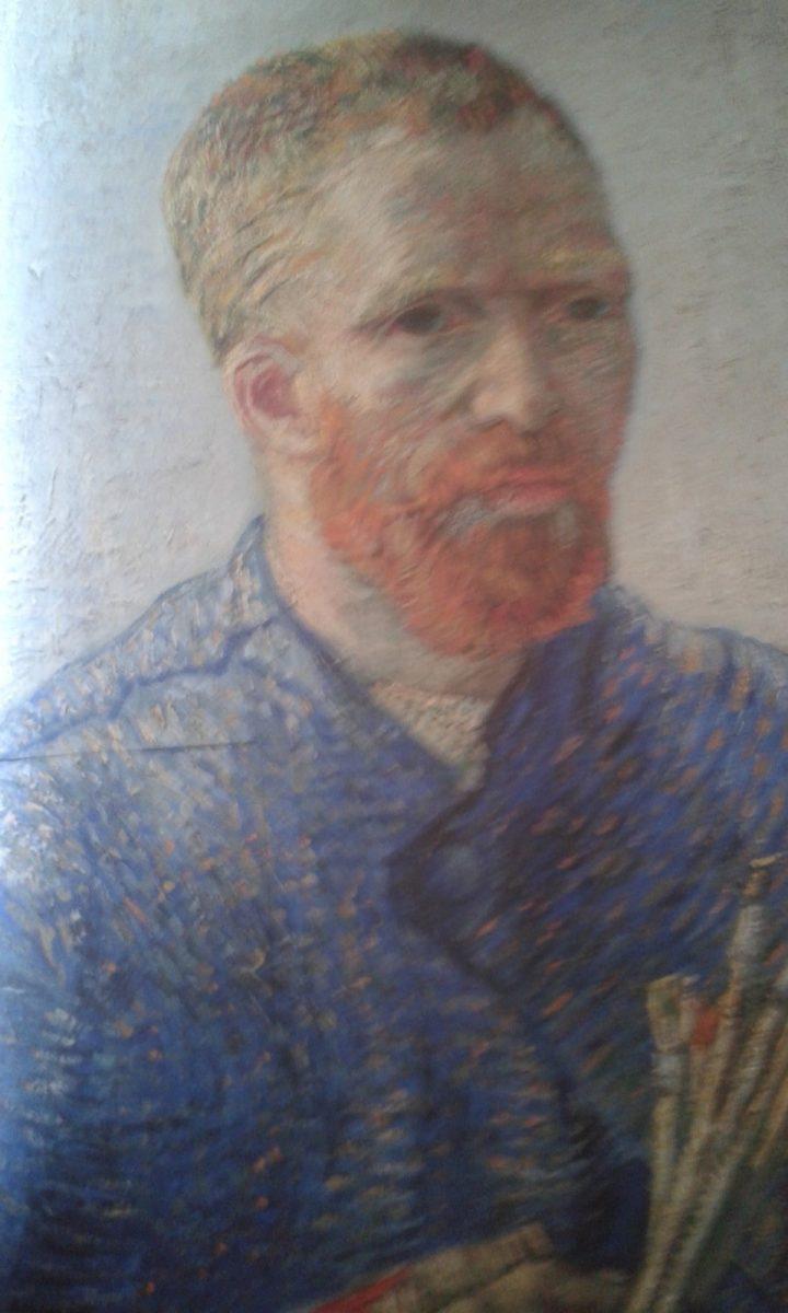 Amsterdam in one day Van Gogh