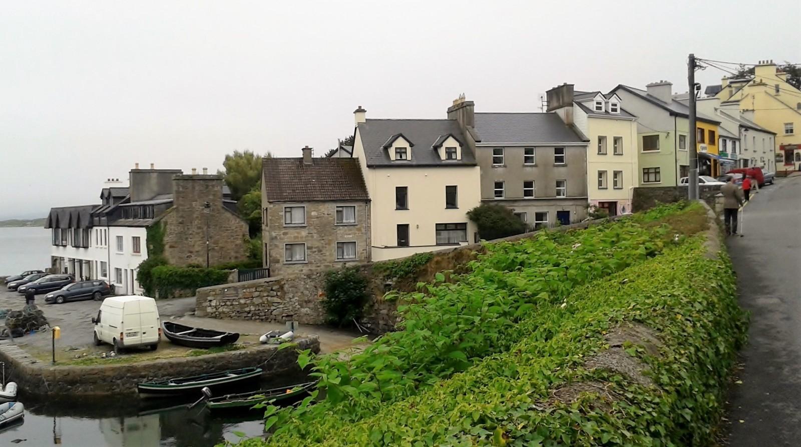 road trip in Connemara