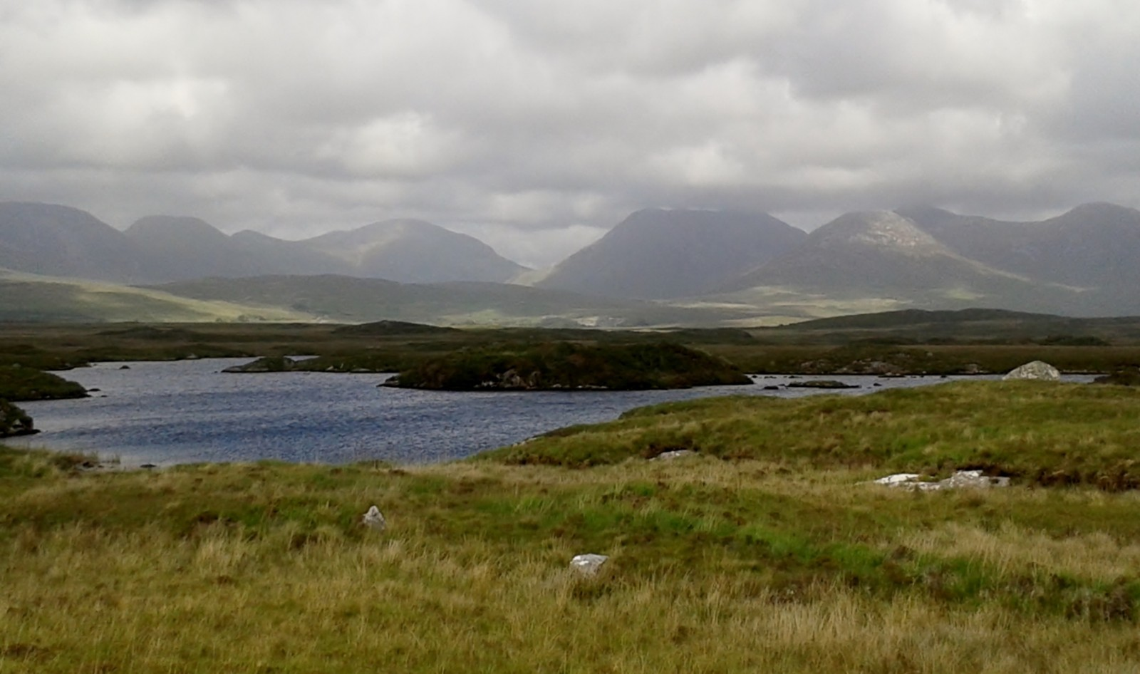 Road trip through Connemara