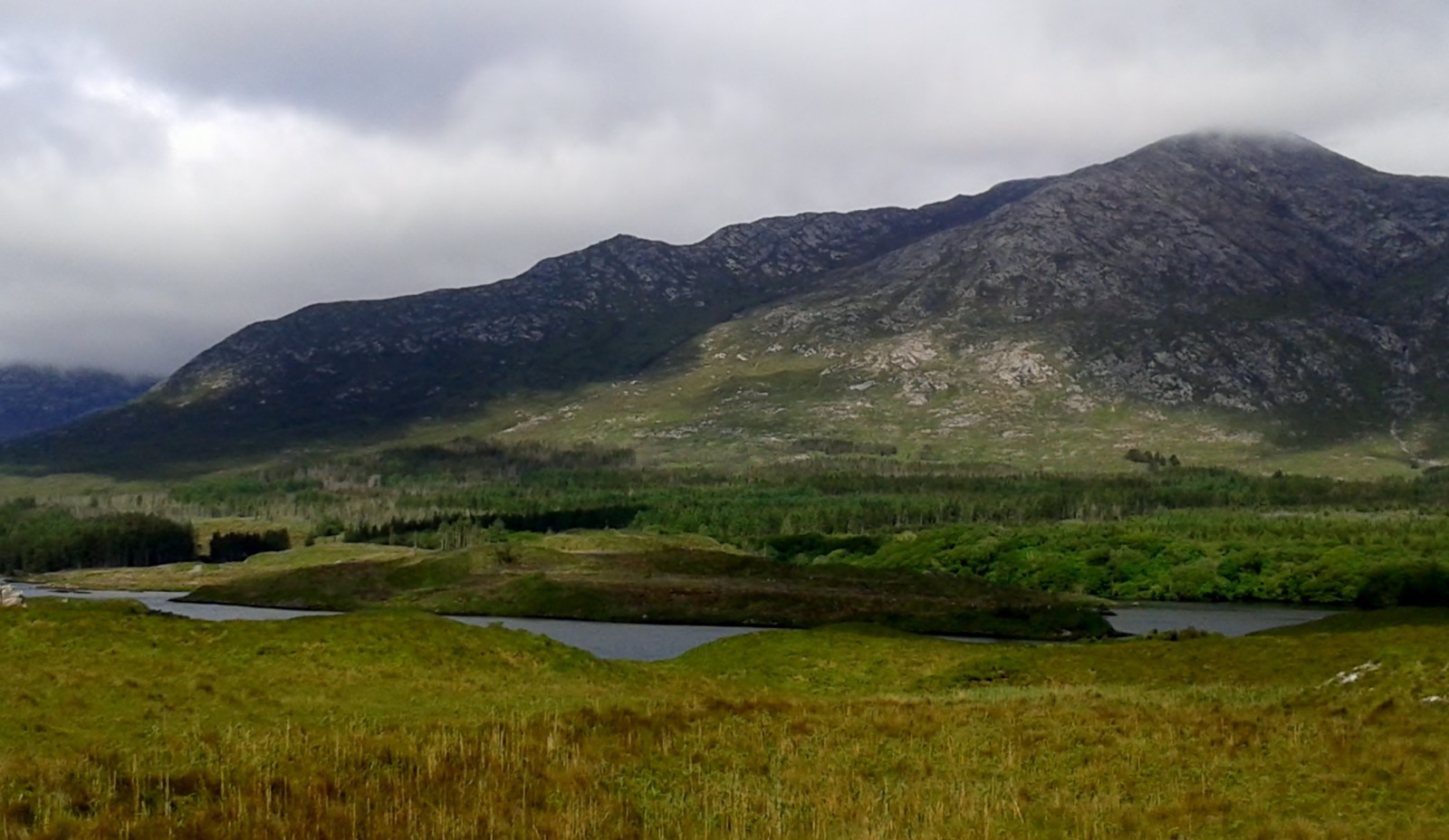 road trip in Connemara