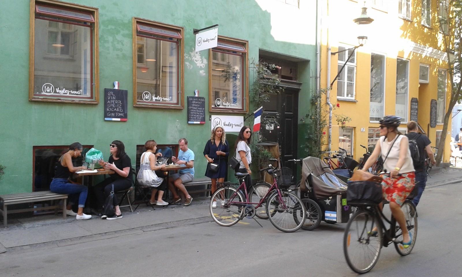 trendy neighbourhoods of Copenhagen Pisserenden