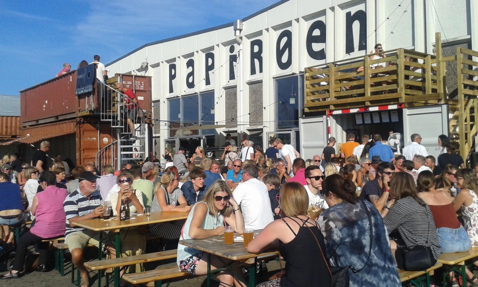 trendy neighbourhoods of Copenhagen Papieroen