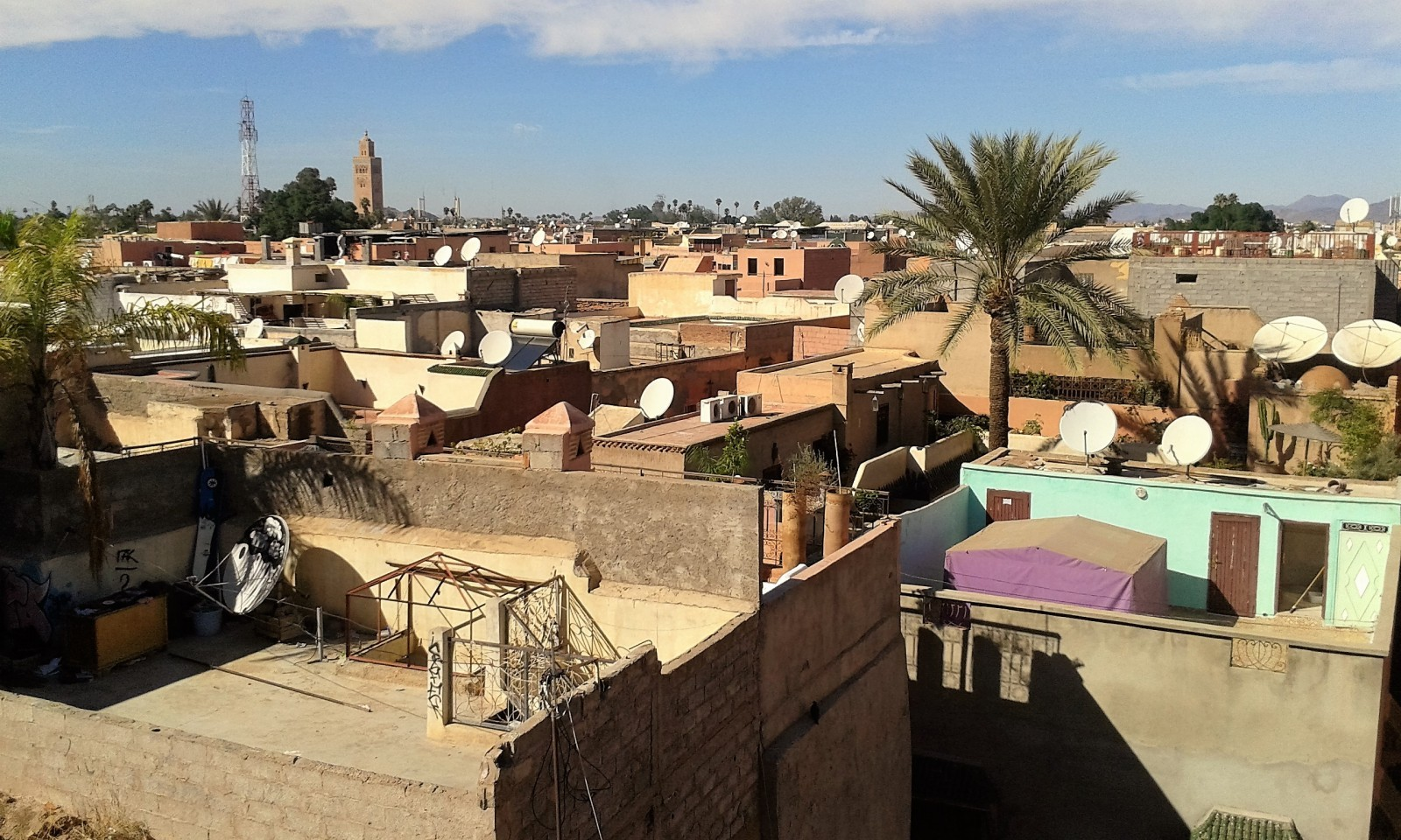 palaces in Marrakech Badi Palace Marrakech