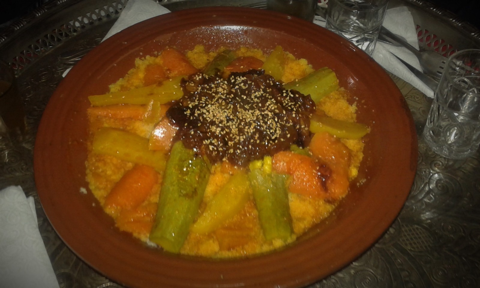 food tour in Marrakech