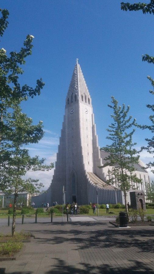two week itinerary for Iceland Reykjavik