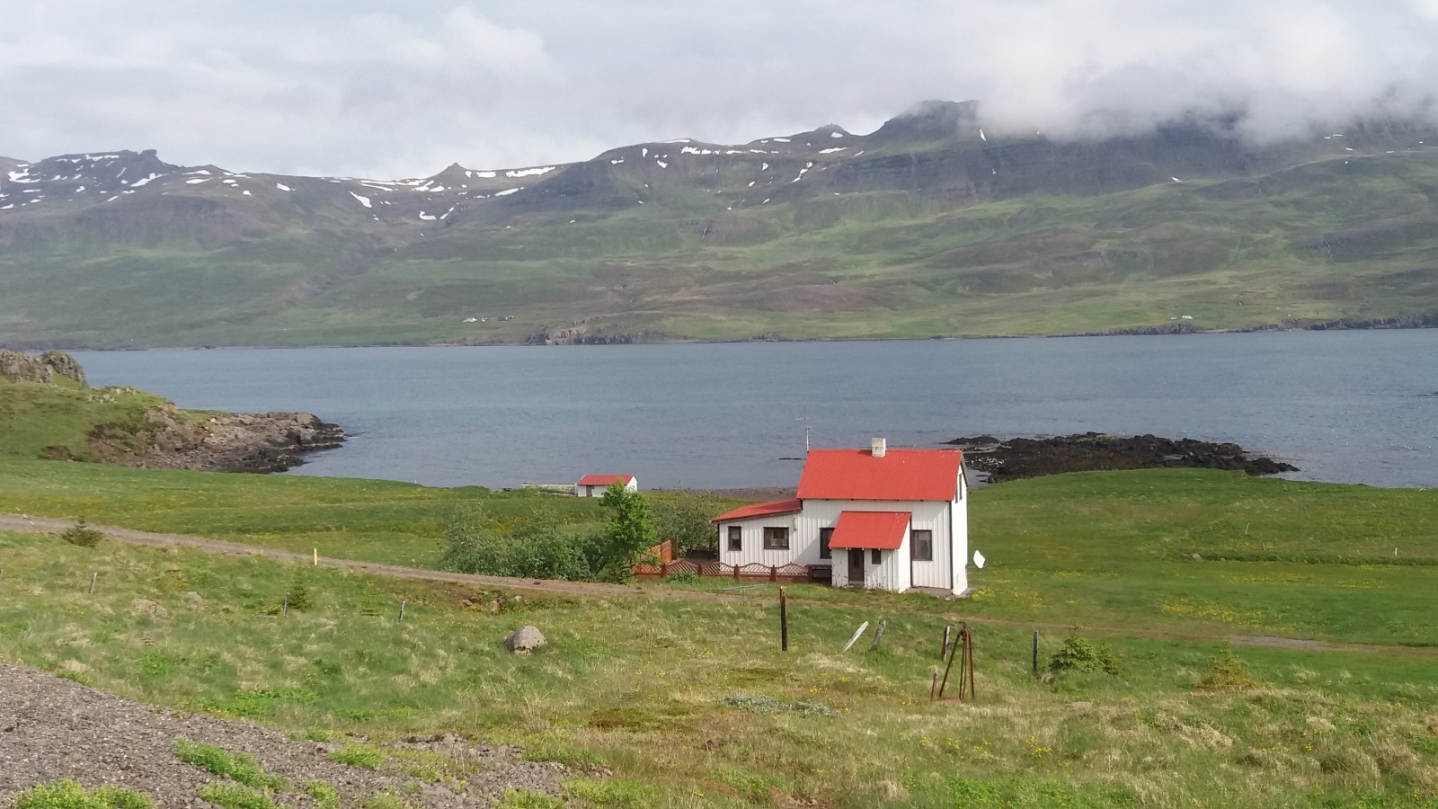 two week itinerary for Iceland