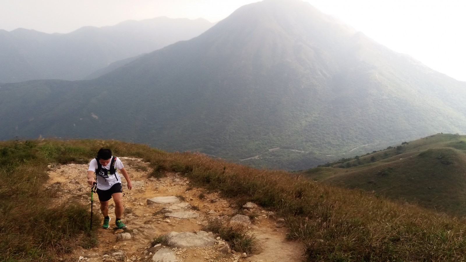 day hikes in Hong Kong Lantau Peak