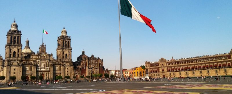 Zócalo Mexico City