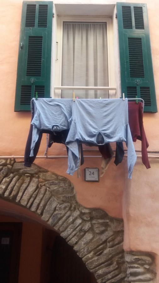 villages in Liguria