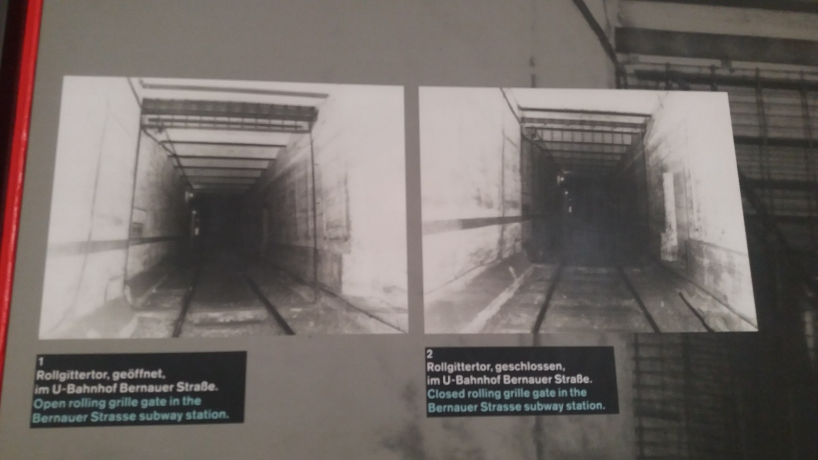 Cold War tour of Berlin ghost stations