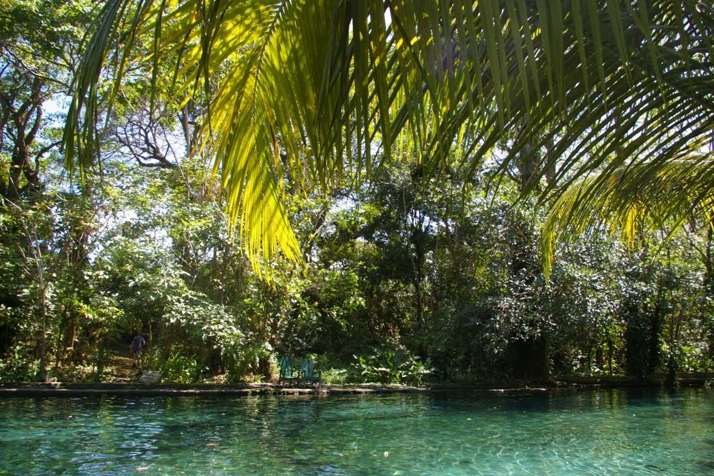 things to do in Ometepe La Presa Ojo de Agua