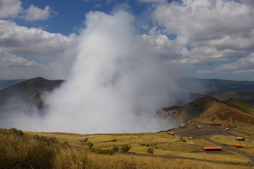 things to do in Granada, Nicaragua Volcan Masaya