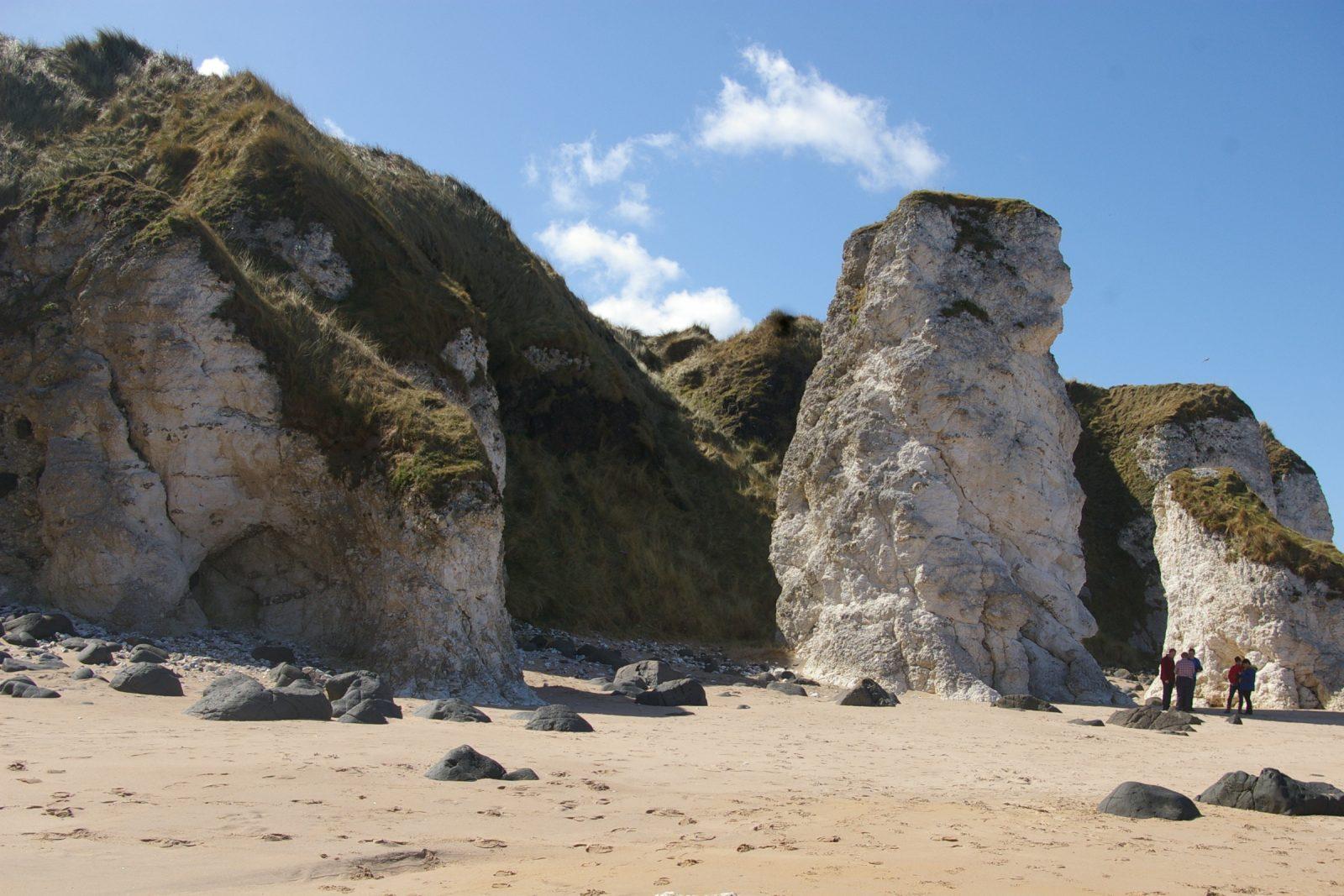 Whiterocks Causeway Coastal Route