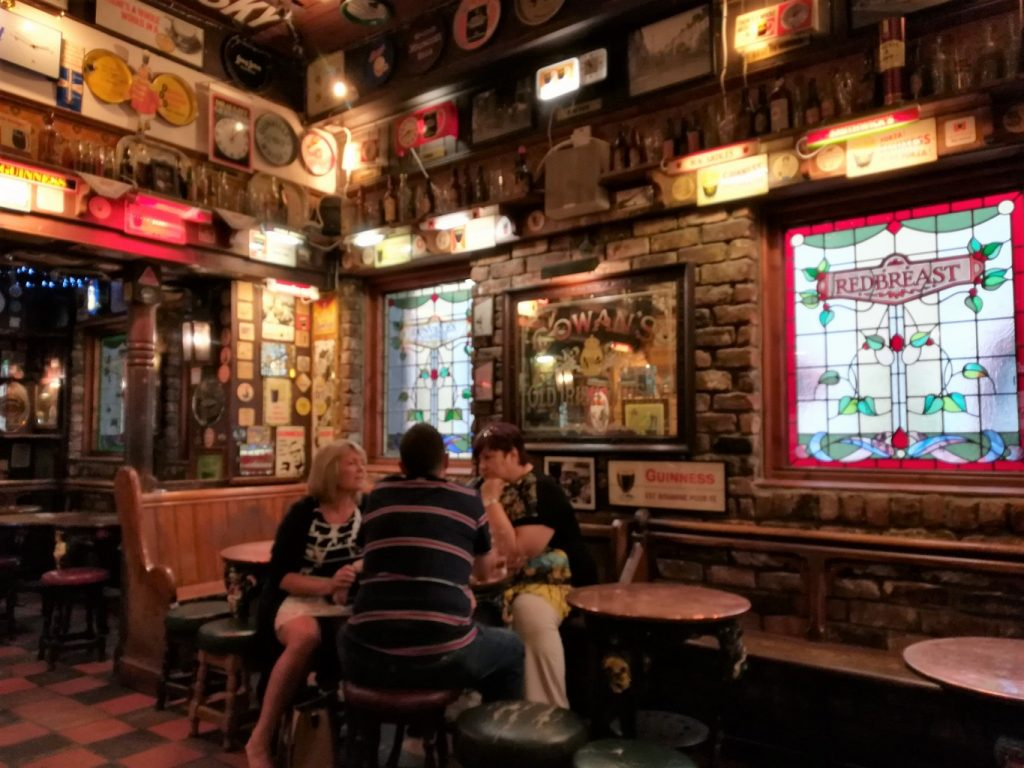 traditional pubs in Belfast Duke of York