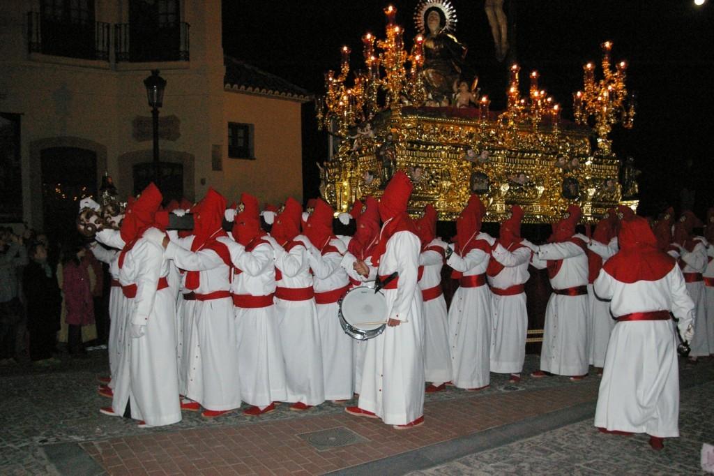semana santa in Spain Ronda