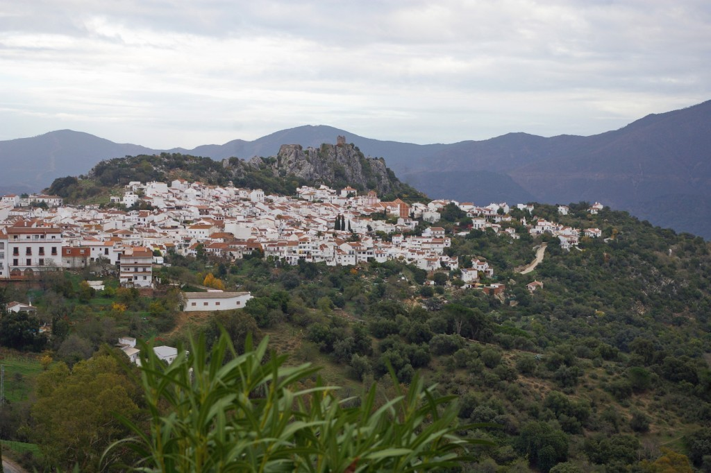 white villages of Andalucia - Gaucín