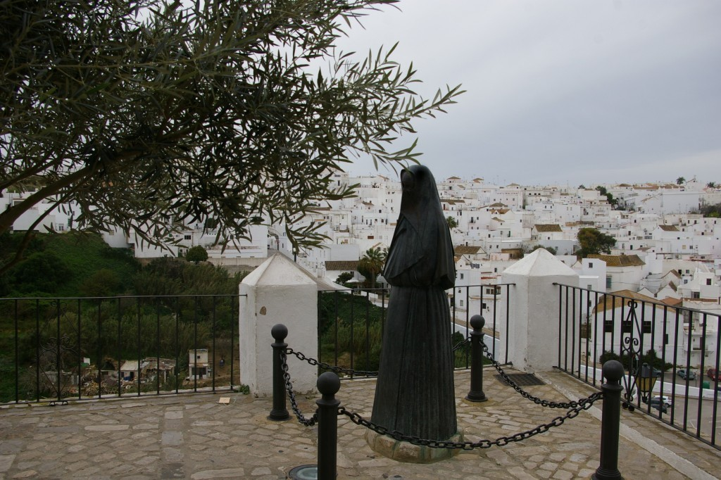 white villages of Andalucia - Vejer de la Frontera