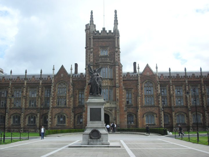 free things to do in Belfast- Queen's University