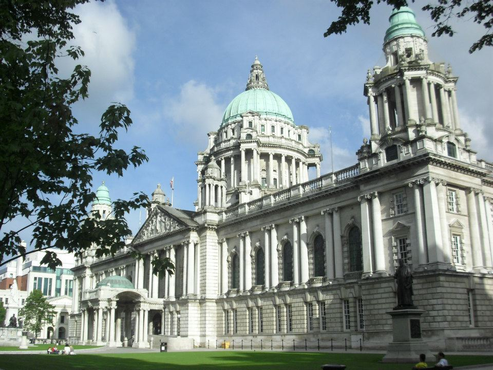 free things to do in Belfast- city hall