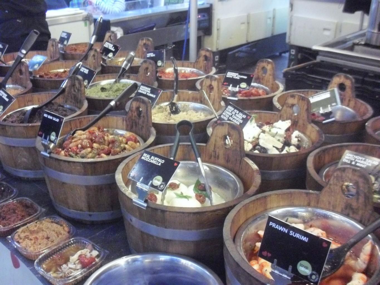St George's market Belfas