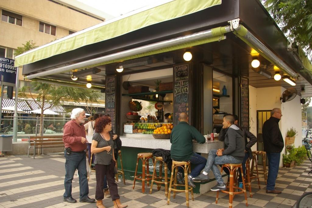 Rotschild boulevard Tel Aviv