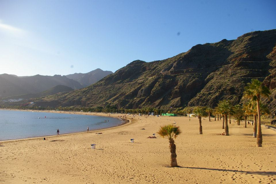 things to do in Tenerife Las Teresitas