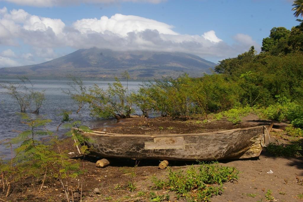 backpacking Nicaragua Isla de Ometepe
