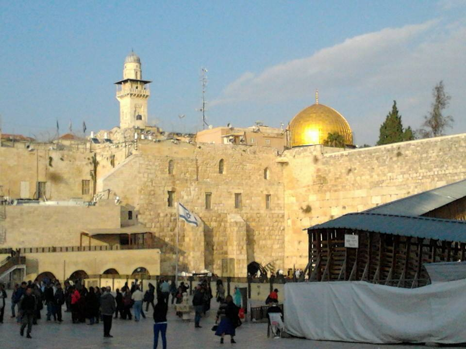 holy sites in Jerusalem Dome of the Rock