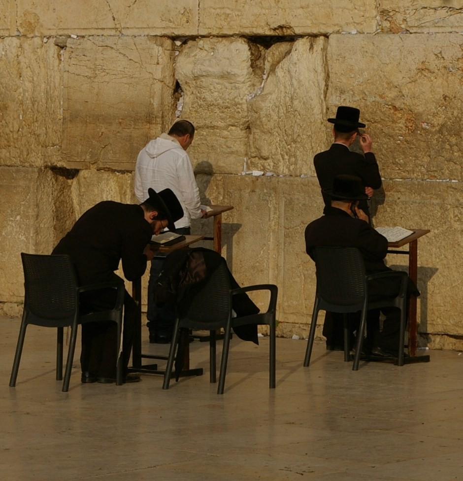 holy sites in Jerusalem Wailing Wall
