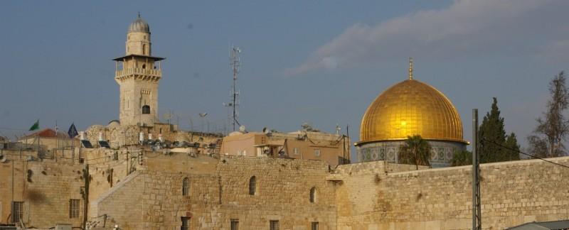 one day in Jerusalem holy sites of Jerusalem