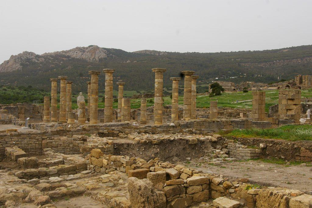 Baelo Claudia ruins