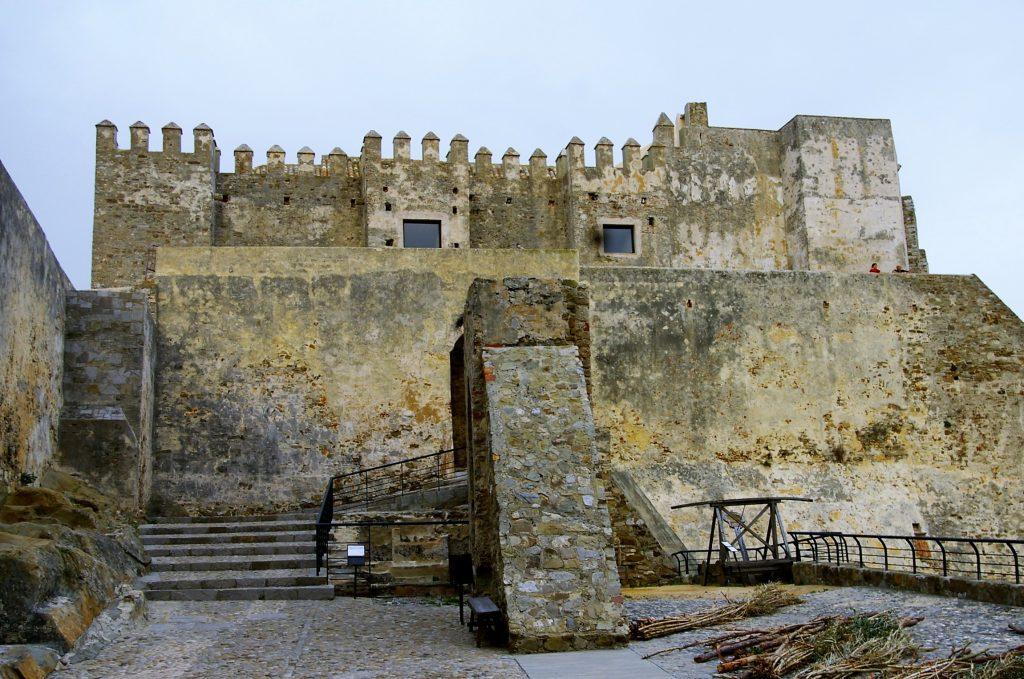 castillo de Guzman el Bueno Tarifa