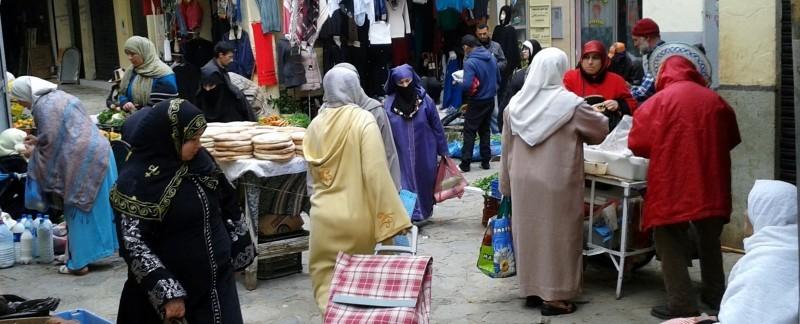 local souks Morocco