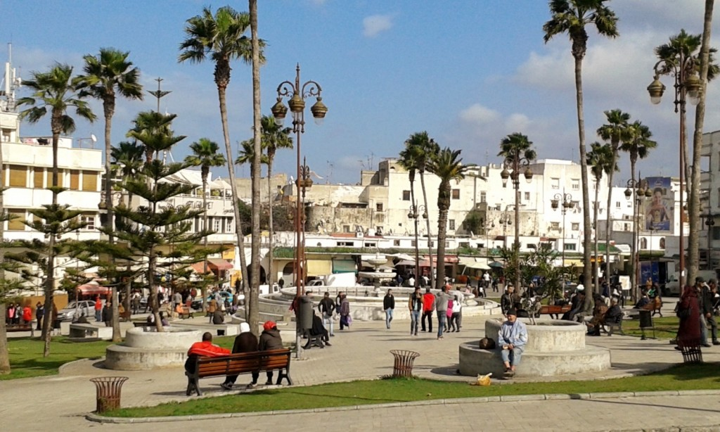 things to do in Tangier Le Grand Socco