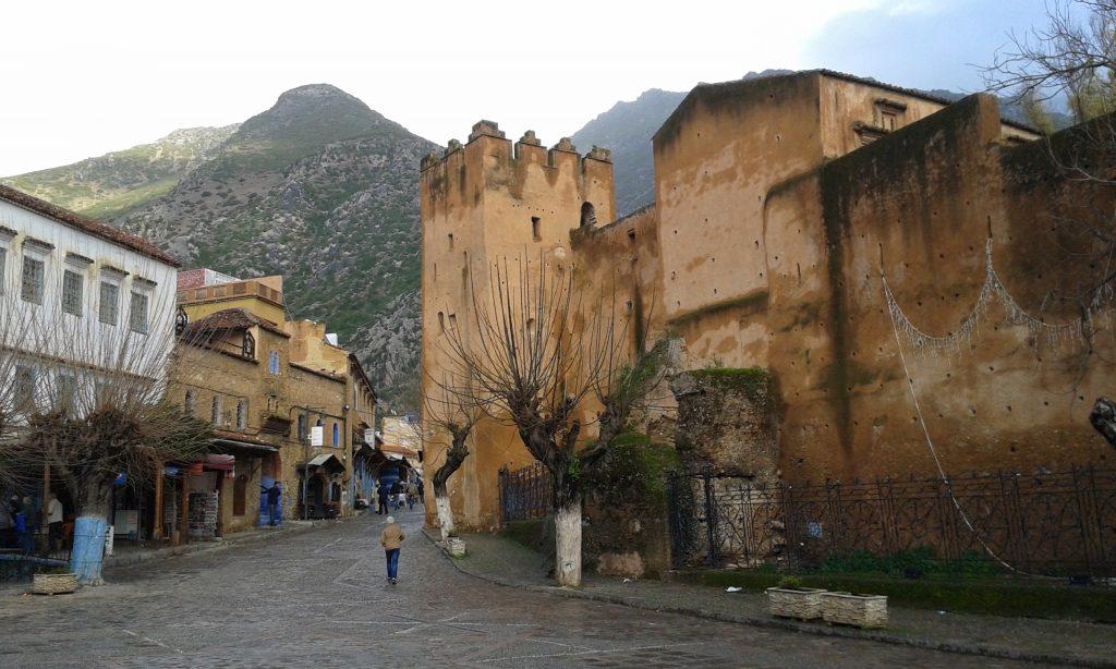 kasbah Chefchaouen